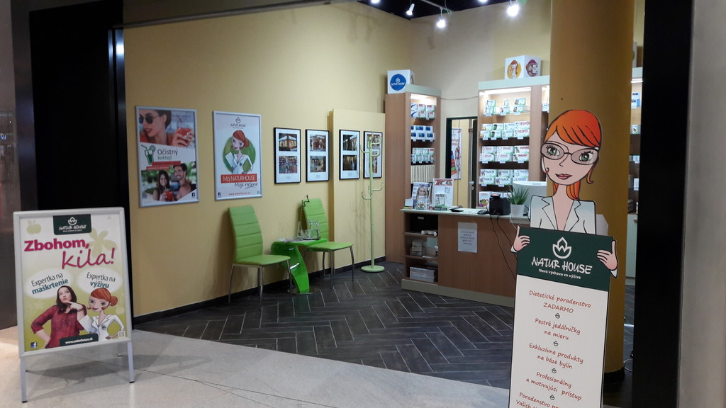 d785a4156 NATURHOUSE - Shops - Bory Mall