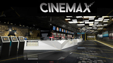 1feb45f1d Kino Cinemax - Bory Mall